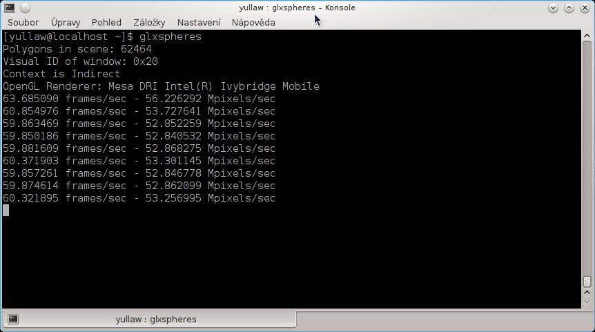 hardware:graficke karty:gpu benchmark [Mageia CZ